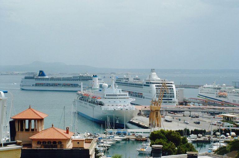 Los residentes de Mallorca quieren que los cruceros se vayan