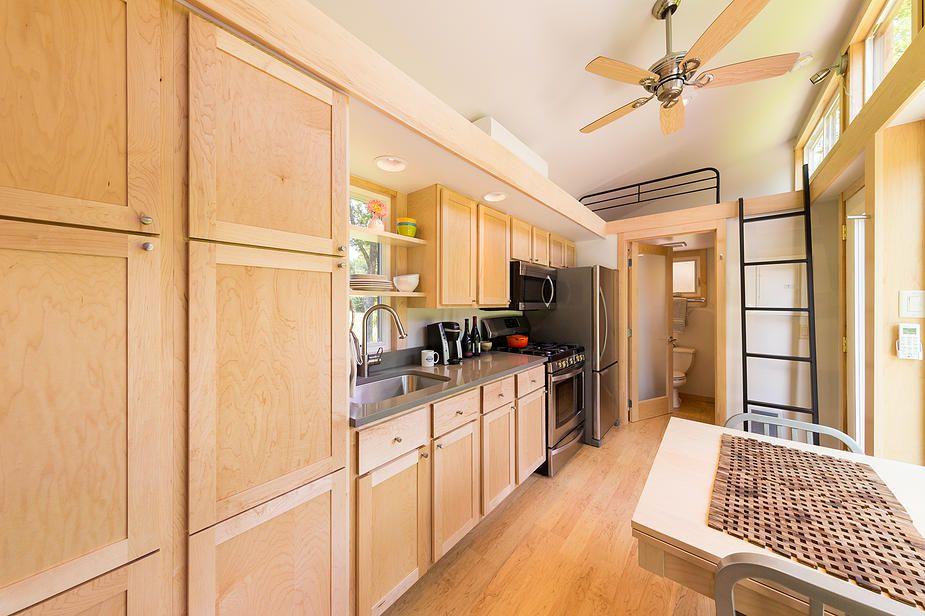 interior showing kitchen
