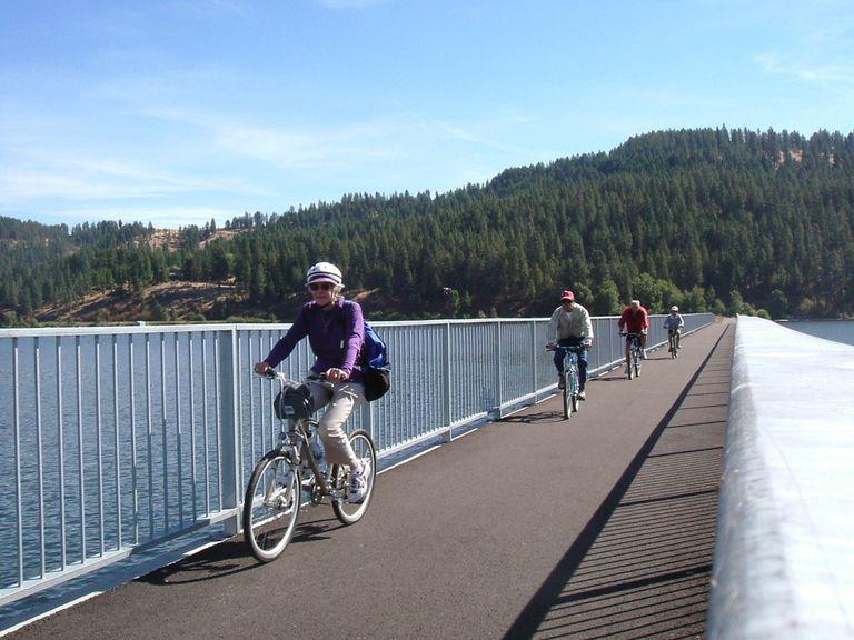 El sueño de construir un sendero para bicicletas escénico de costa a costa acaba de hacerse realidad