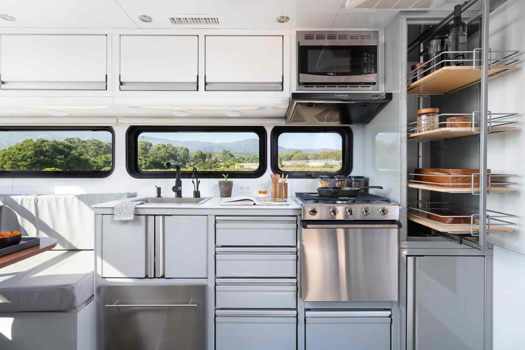 LV kitchen