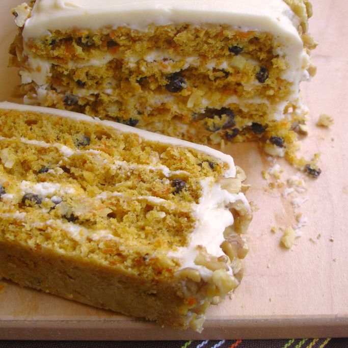 brussels sprouts cake photo