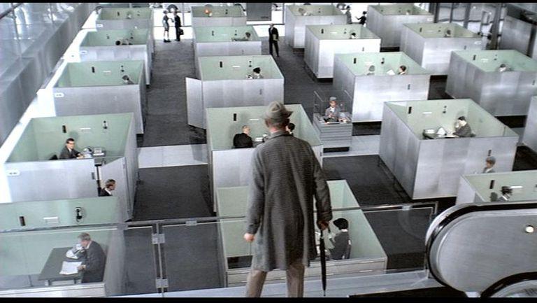 El tiempo de reproducción de la película de Jacques Tati se estrenó hace 50 años, pero tiene lecciones para nosotros hoy