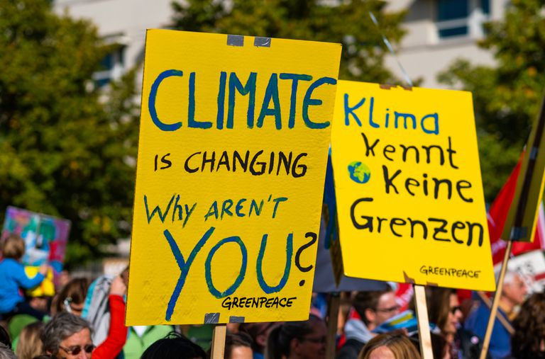 Climate is Changing, Why Aren't You?
