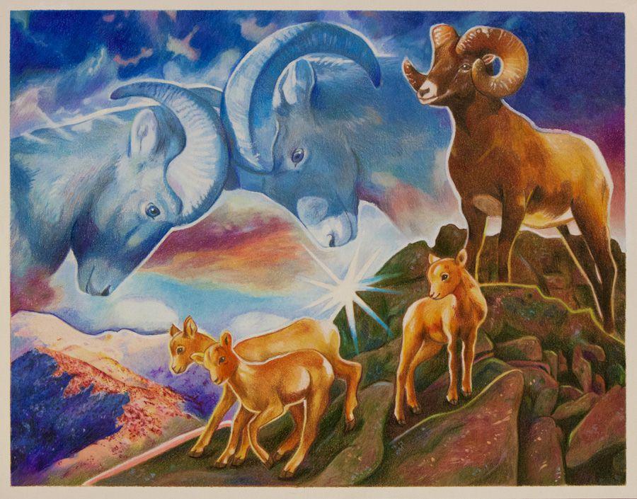 Sierra Nevada Bighorn sheep
