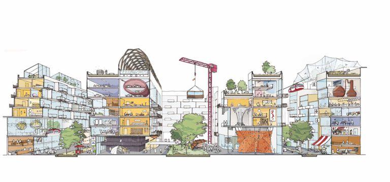 Sidewalk Labs para construir la ciudad del futuro en Toronto
