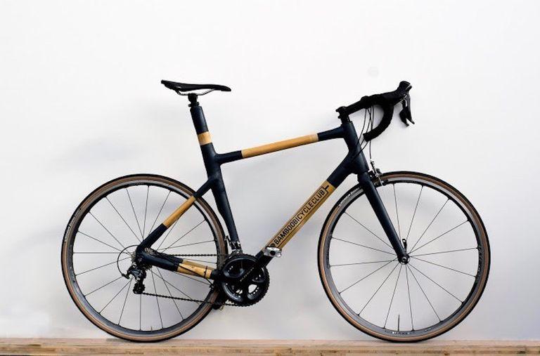 Construye tu propia bicicleta en el Bamboo Bicycle Club