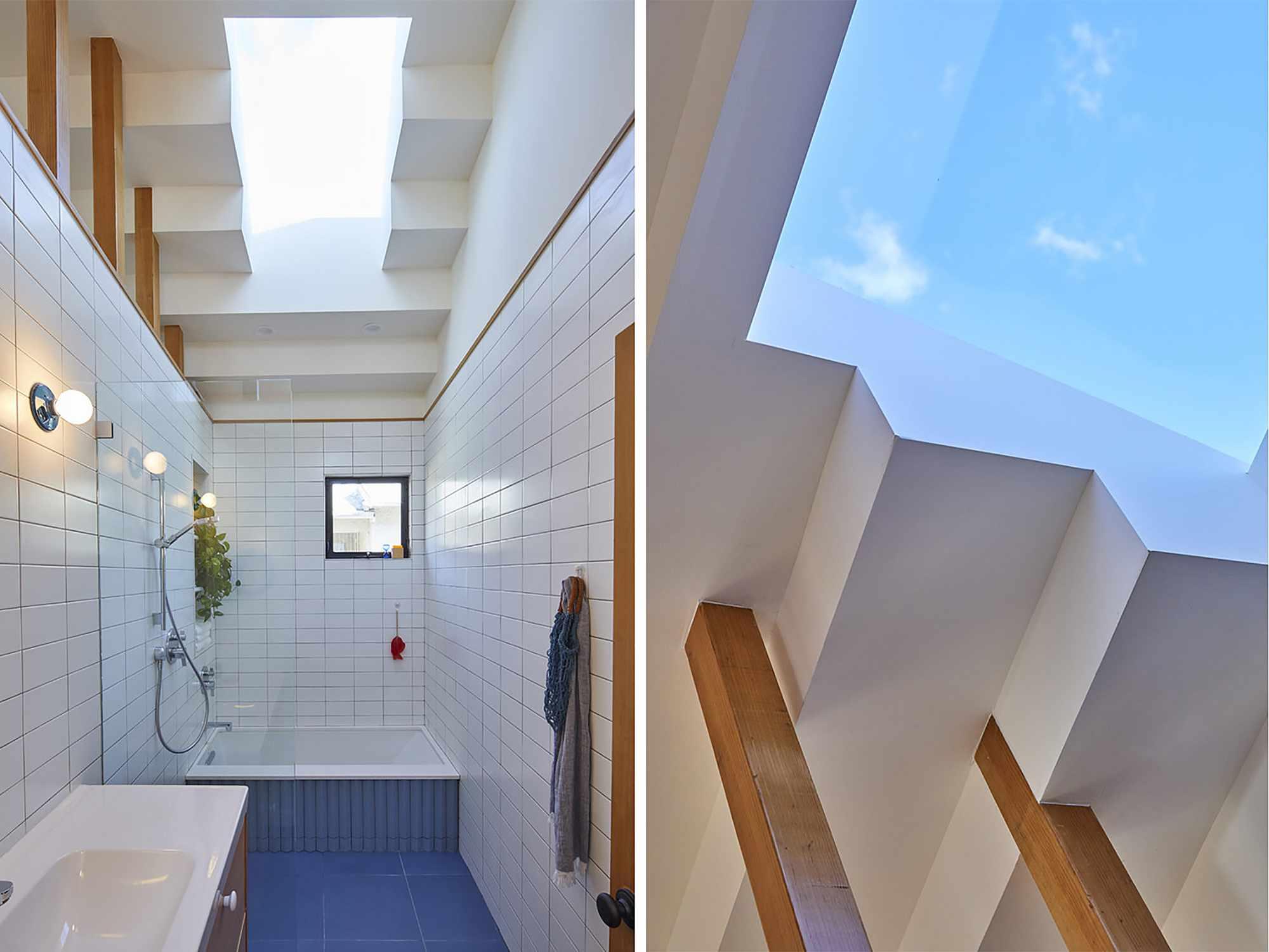 Highland Park ADU by Bunch Design bathroom