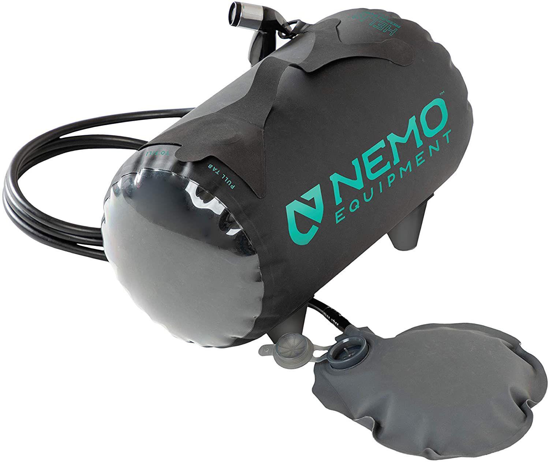 Nemo Equipment Helio Portable Pressure Camp Shower
