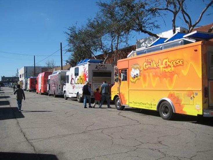 food truck solar panels