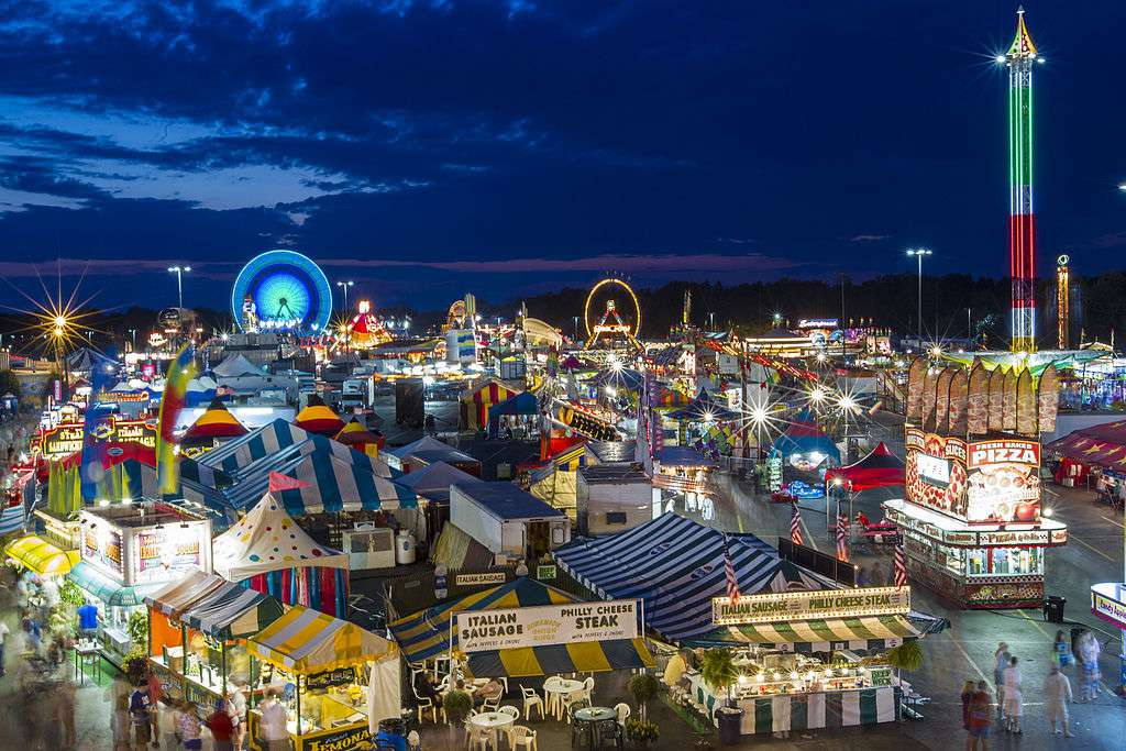 The same carnival company has operated the Erie County Fair's Midway since the 1920s.