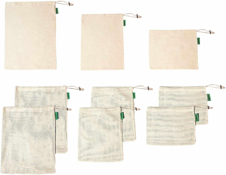 EcoRoots Premium Reusable Produce Bags