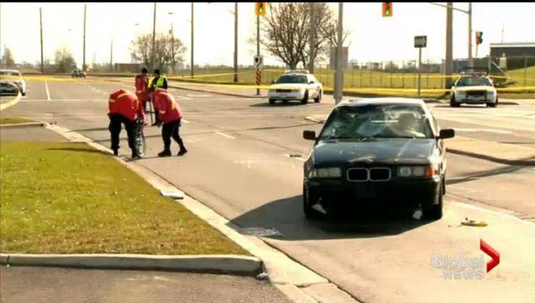 Esto tiene sentido: BMW le dice a los niños que se vistan con ropa fluorescente