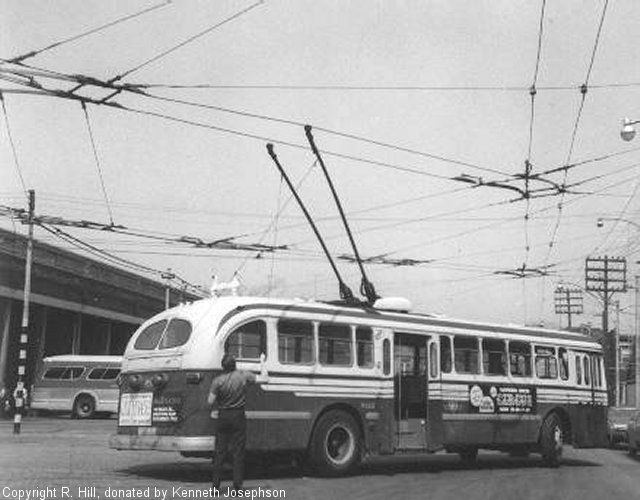 fixing overhead cables