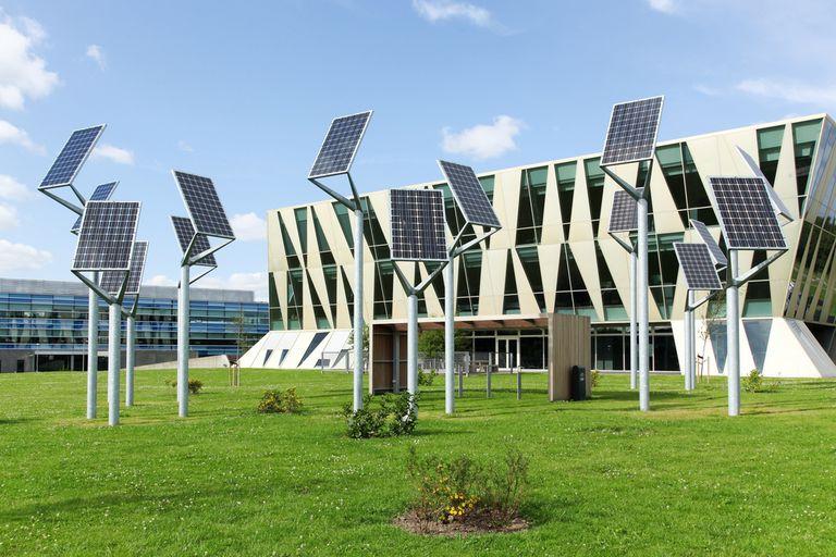 Dinamarca, Suecia, Alemania dominan la lista de las 10 principales tecnologías limpias
