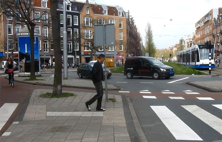 Ir en círculos: ¿Podríamos construir rotondas al estilo holandés en América del Norte?