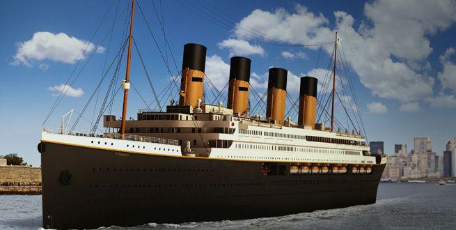 Billetes del viaje inaugural del Titanic II atrayendo gran interés, grandes carteras