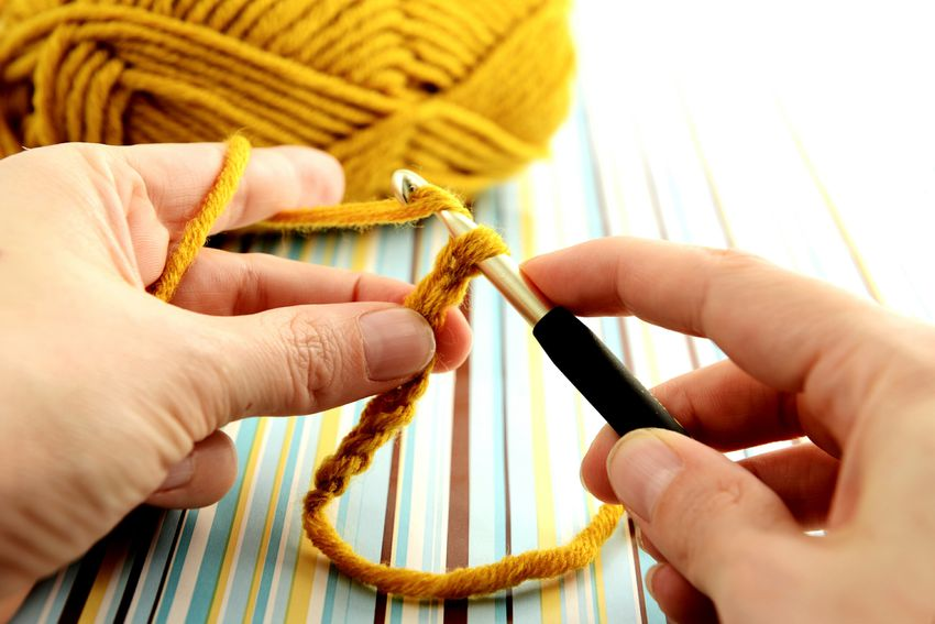 crochet subs