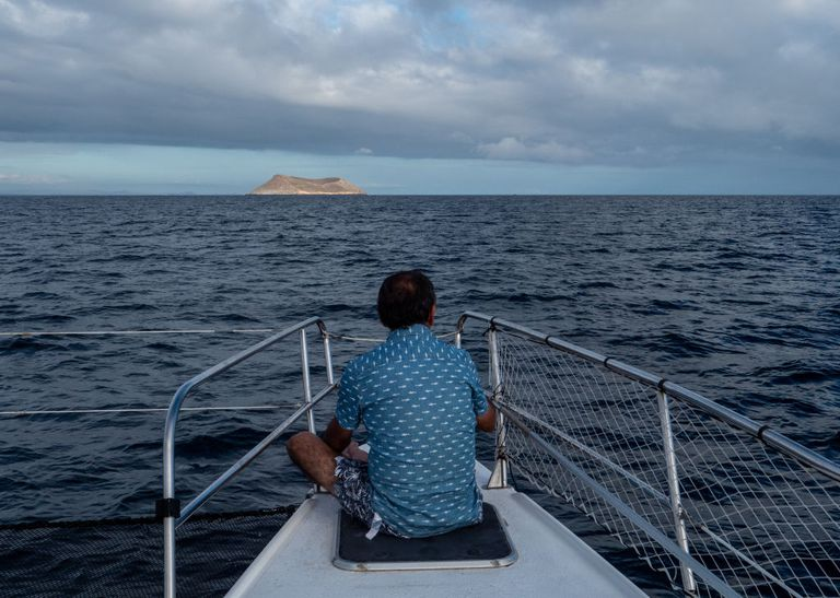 Nature and Human Lives Seek Equilibrium In Galapagos