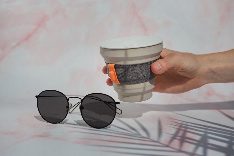 grey Hunu cup