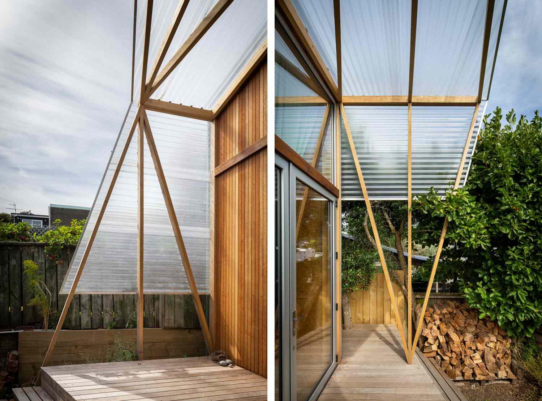 Herald Garden Studio Parsonson Architects deck details