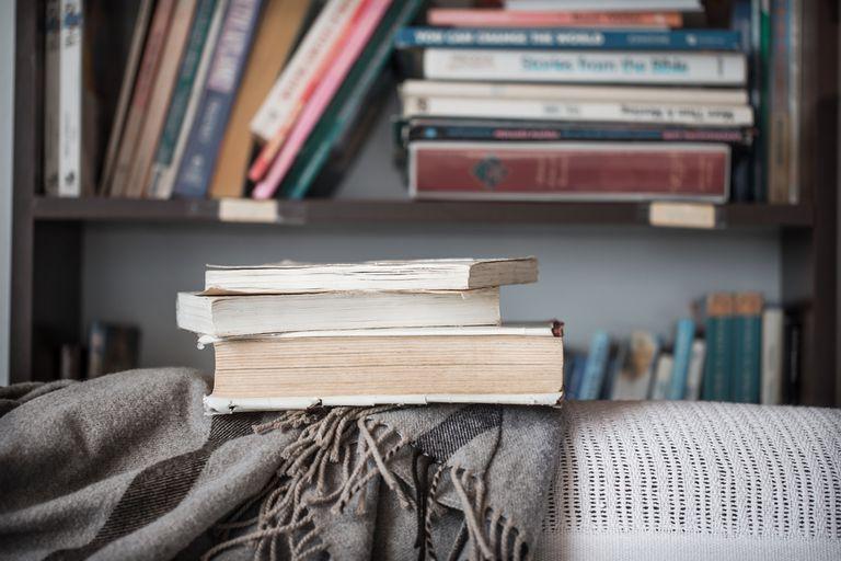 Tsundoku: La práctica de comprar más libros de los que puede leer