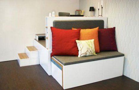 Matroshka: compact living concept, compacted