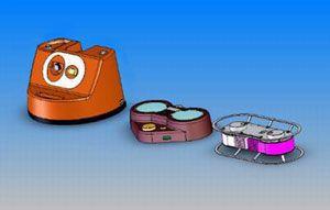 Diseño que importa: proyector con motor de bicicleta
