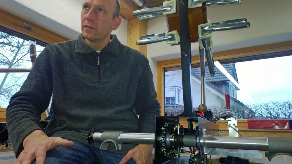 Twike is tough where it counts: explaining the direct drive mechanism