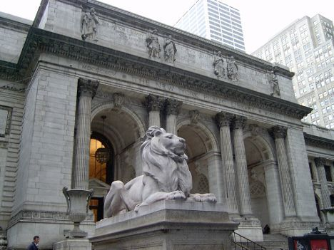 new york public library photo