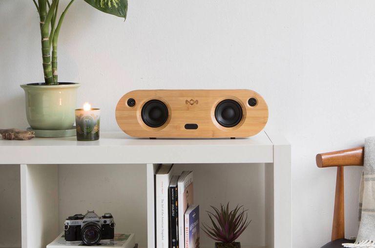 House of Marley fabrica auriculares y altavoces de bambú