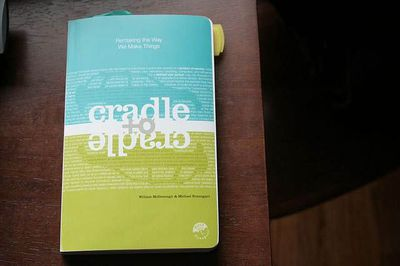 cradle to cradle book cover photo