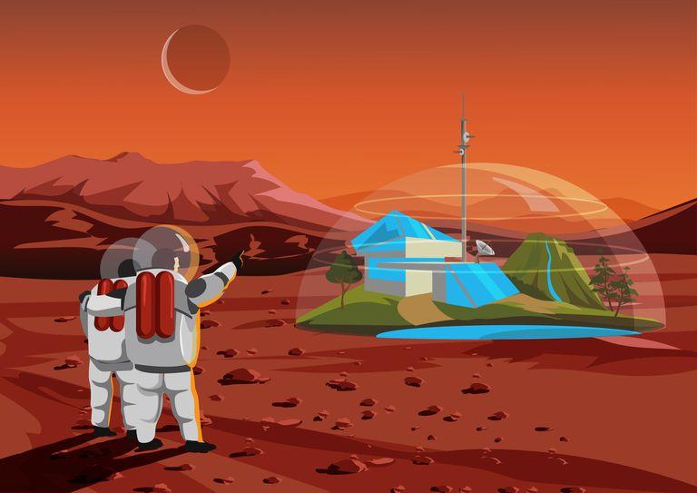 La idea de que la humanidad se mude a Marte no es solo una tontería. Es dañino