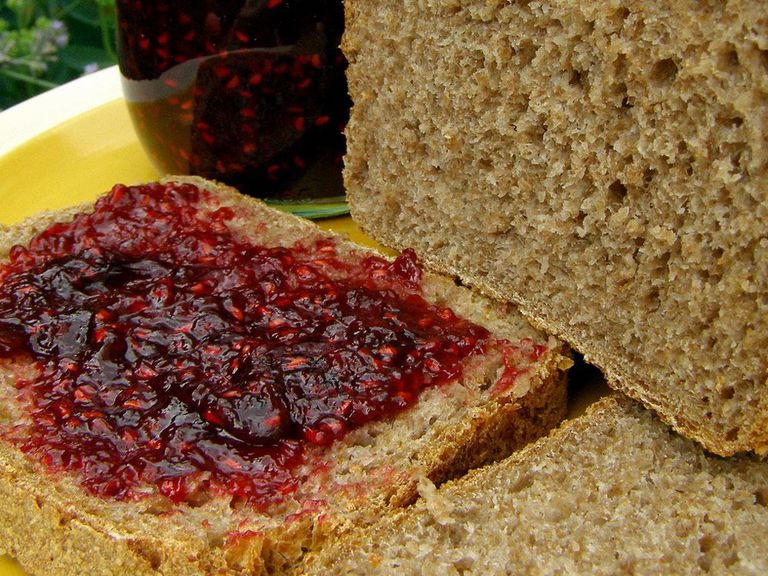A Canadian researcher's bread breakthough could lead to natural crop protection as well as better bread