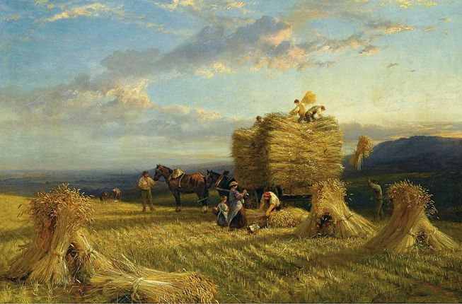 George Cole's painting titled