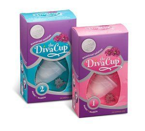 diva cup menstrual cup photo