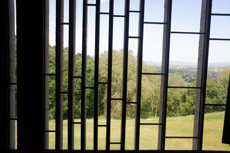 Windows at La Tourette