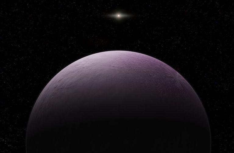 Por qué este planeta enano rosa recién descubierto es tan emocionante