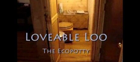 loveable loo composting toilet photo
