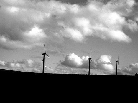 Wind Turbines in B