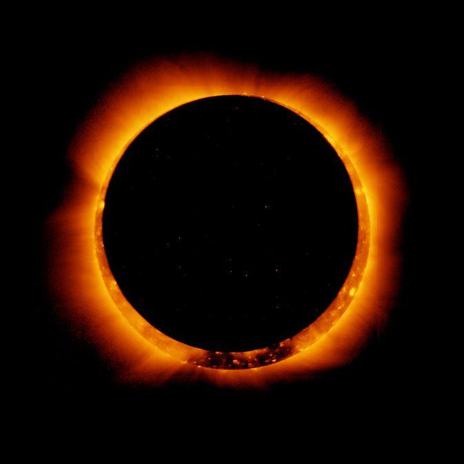 El eclipse solar 'Ring of Fire' marca el último de 2019