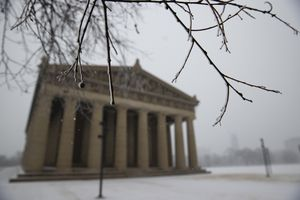 Winter Storm Uri Brings Ice And Snow Across Widespread Parts Of Nation