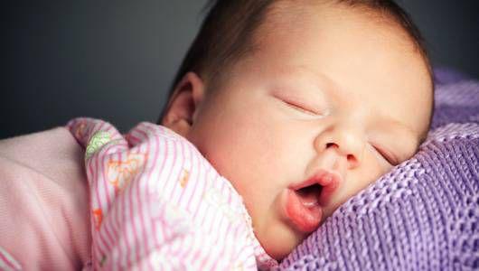 ¿Sueñan los bebés?