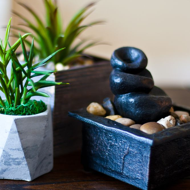 How An Indoor Fountain Can Help You Relax