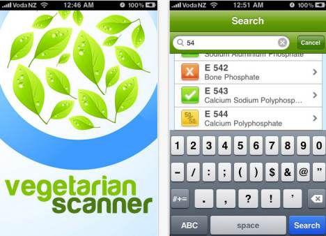 vegetarian scanner image