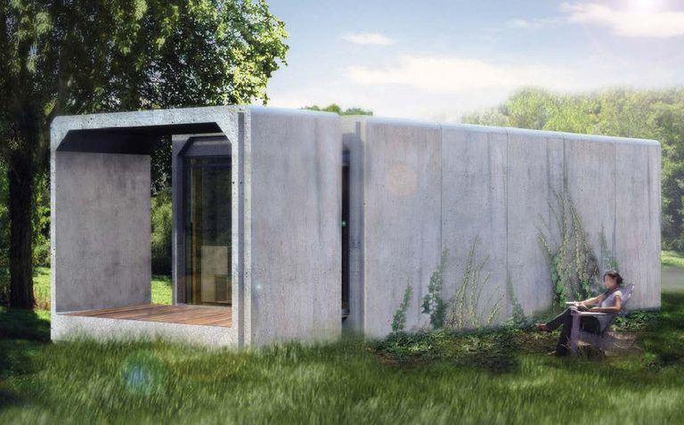 El concurso de viviendas emergentes diseña viviendas para personas sin hogar