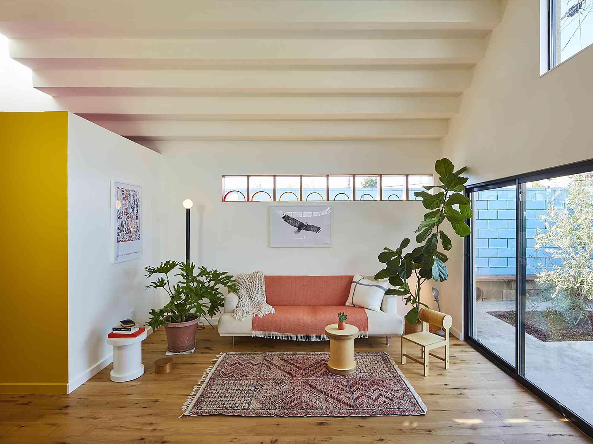 Highland Park ADU by Bunch Design living room
