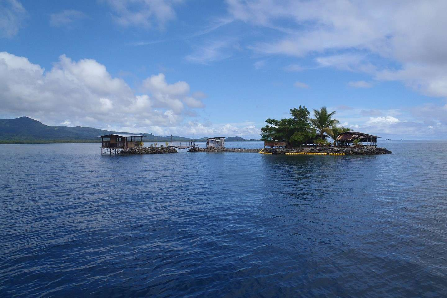 Micronesia in the Pacific Ocean