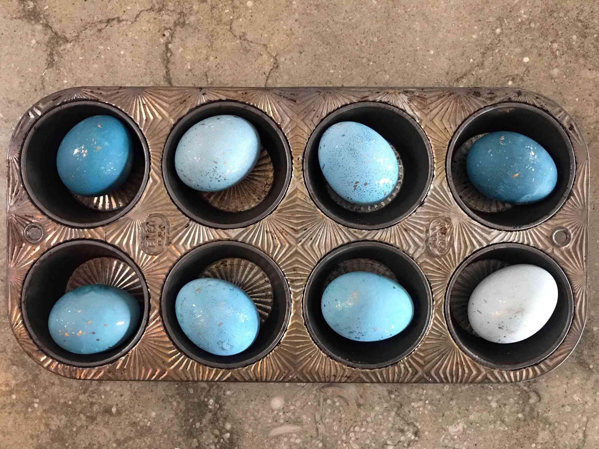 Cabbage eggs