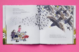 An image from inside the book