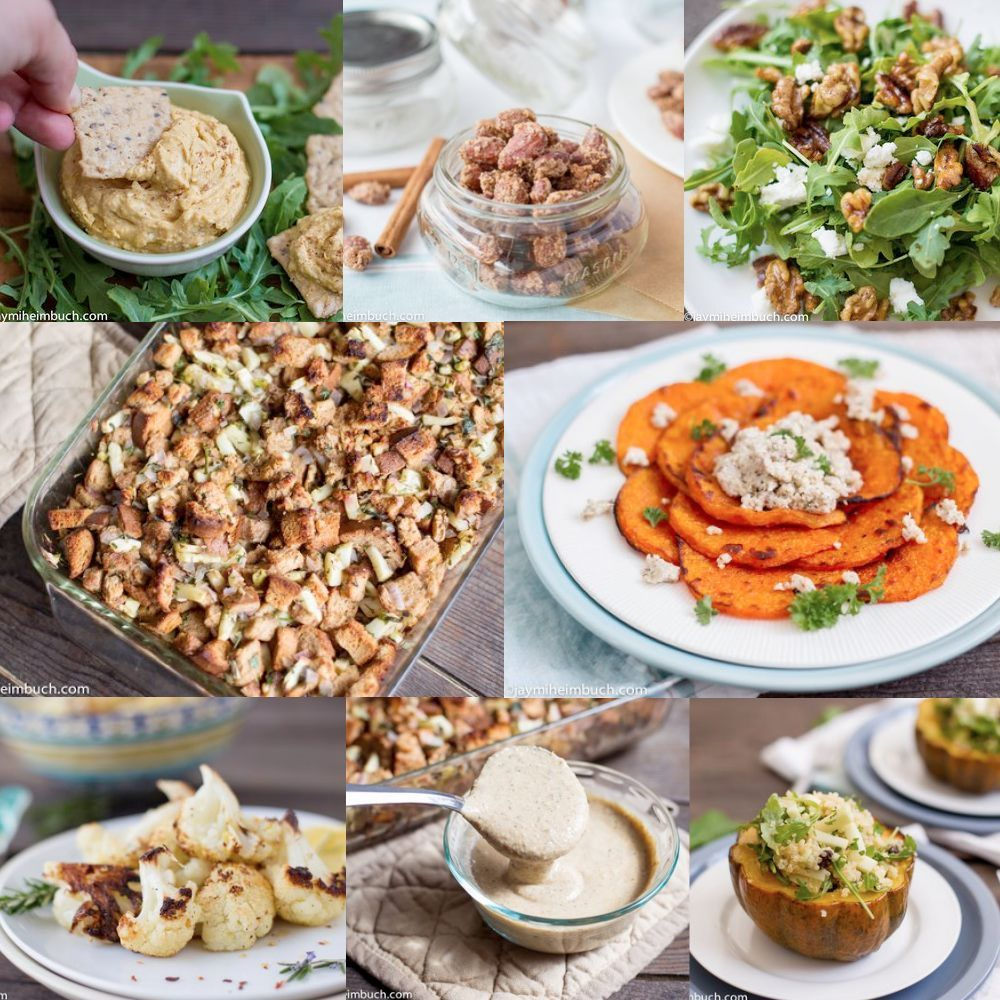 38 gourmet Thanksgiving recipes for vegans and vegetarians